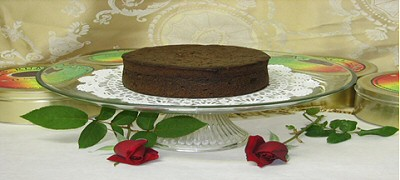 Traditional West Indian Black Cake - order now for Christmas