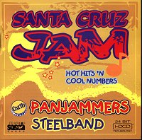 Santa Cruz Jam - Hot Hits 'N Cool Numbers